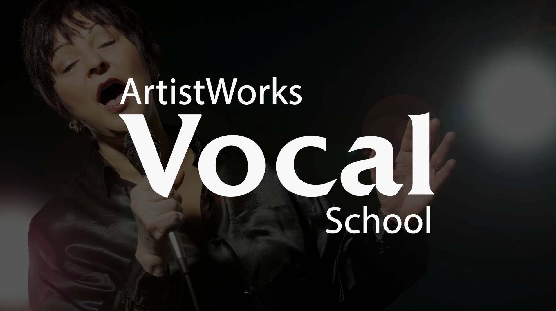 ArtistWorks Vocal Lessons