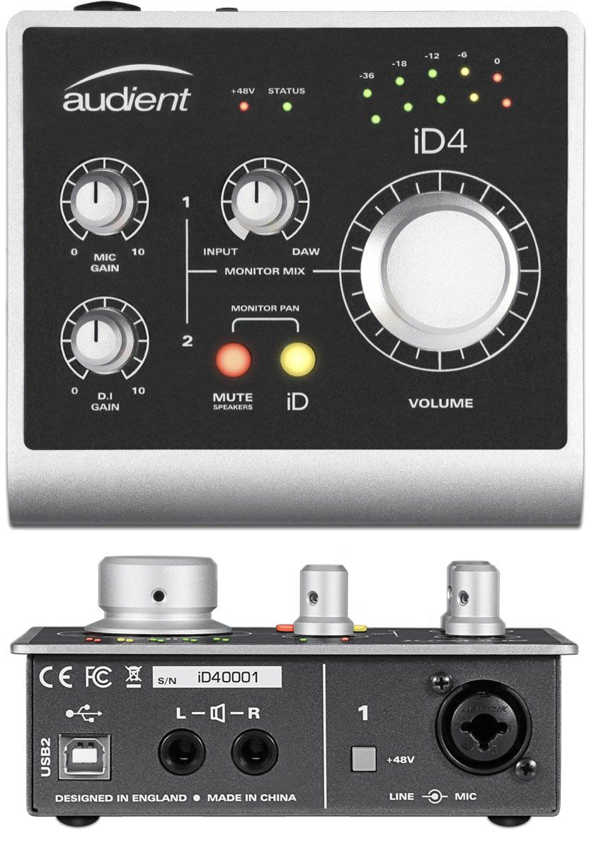 The 5 Best Audio Interfaces for Home & Studio [2019] | Equipboard®