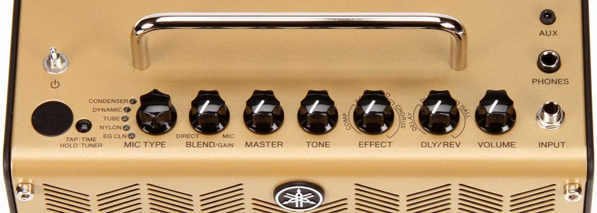 Best Acoustic Guitar Amp - Yamaha THR5A