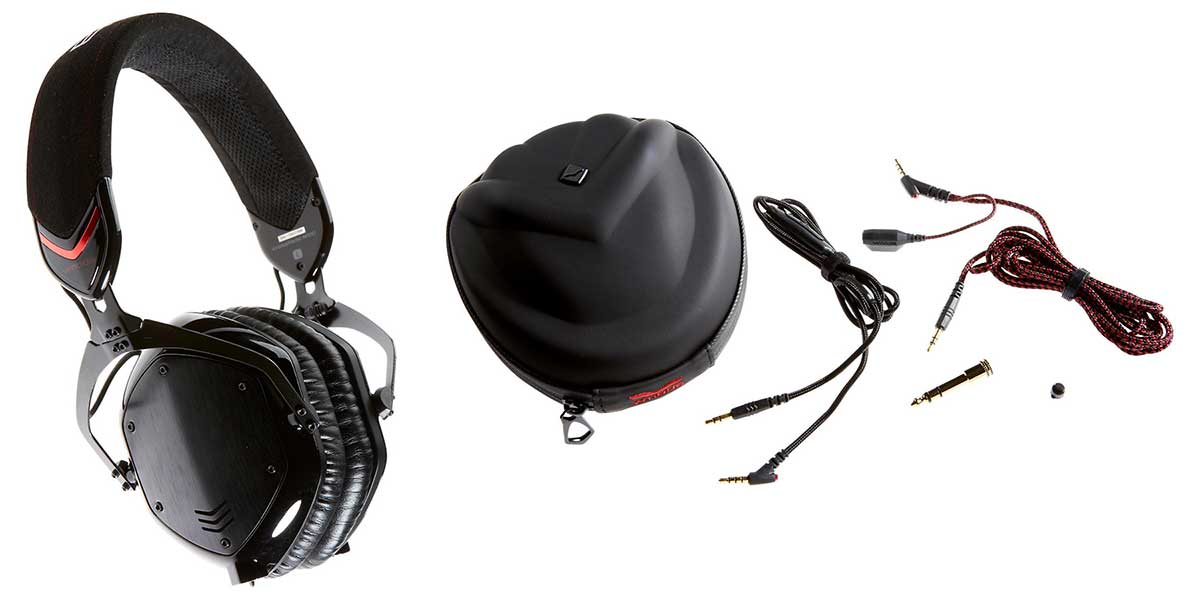 Best headphones for bass: V-Moda Crossfade M-100