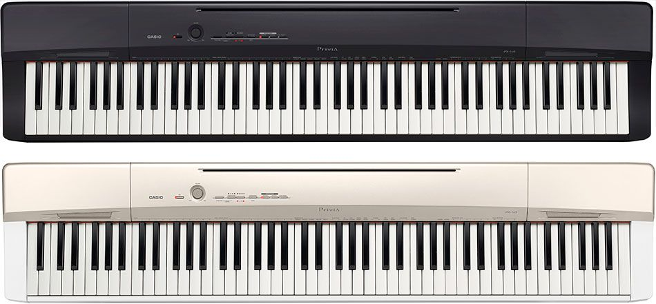 Best Digital Piano - Casio PX-160