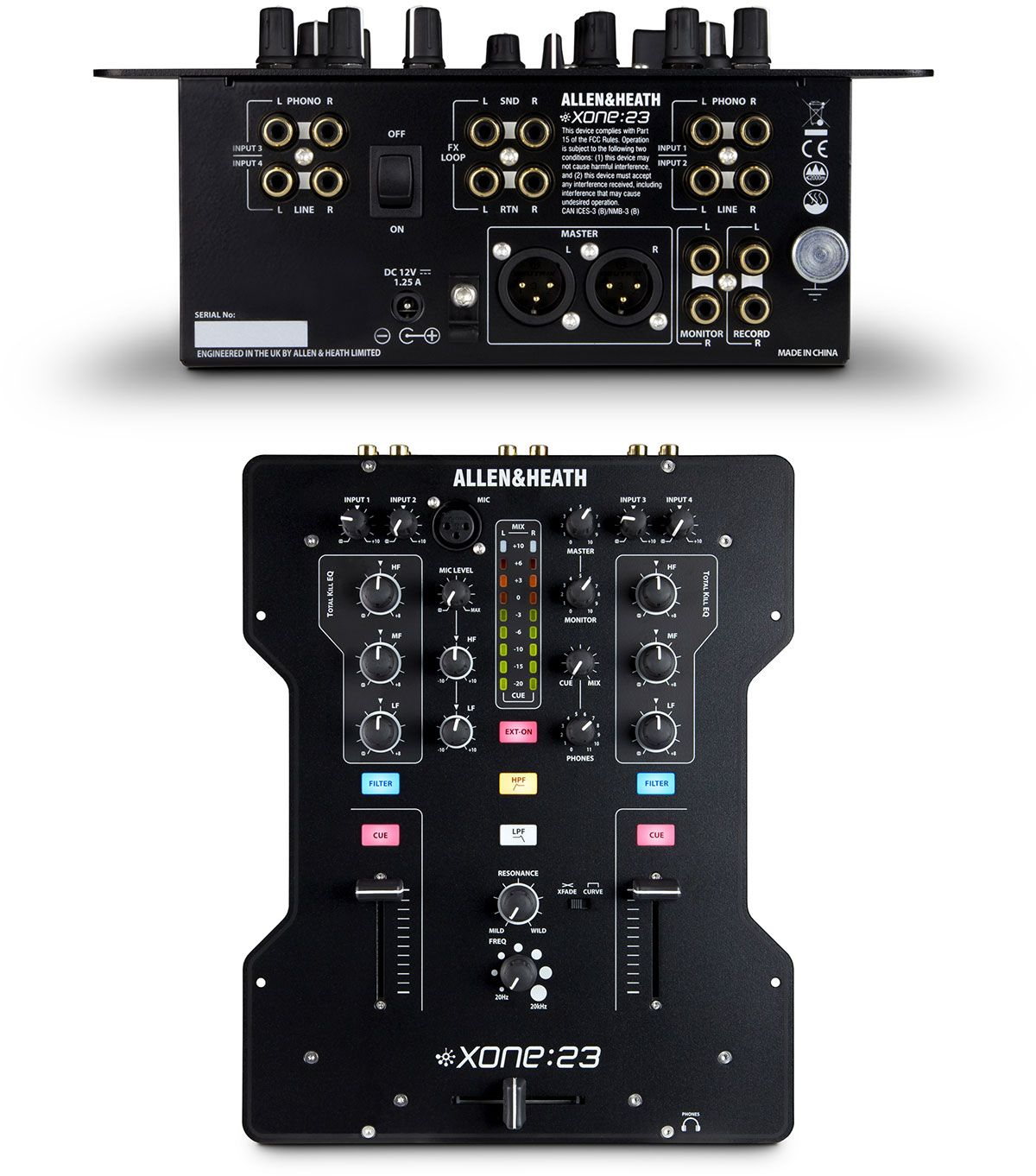 Best DJ Mixer - Allen & Heath Xone:23