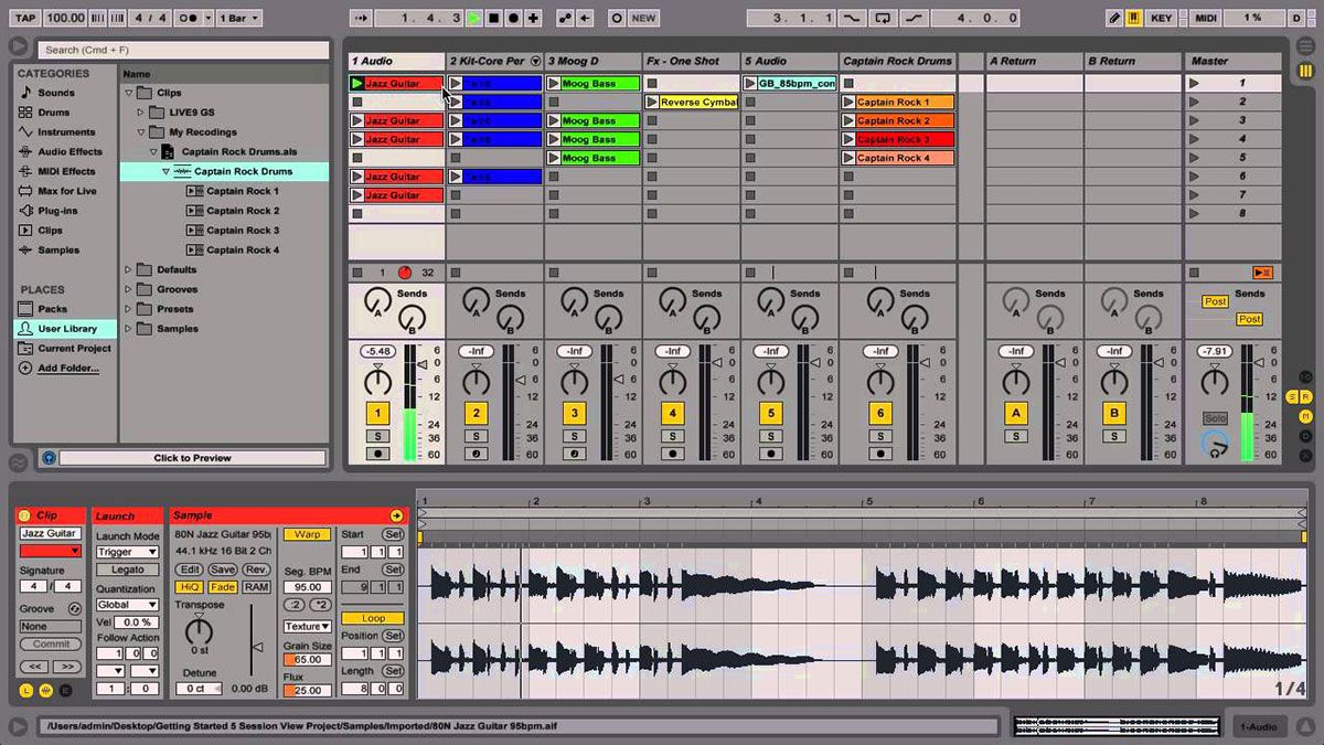 Best DJ Software - Ableton Live Review