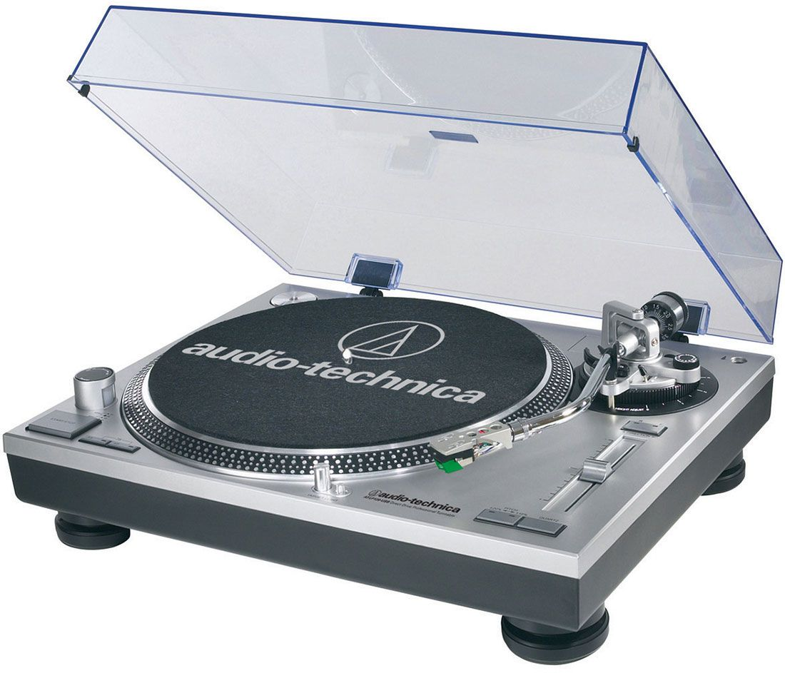 Best DJ Turntable - Audio-Technica AT-LP120
