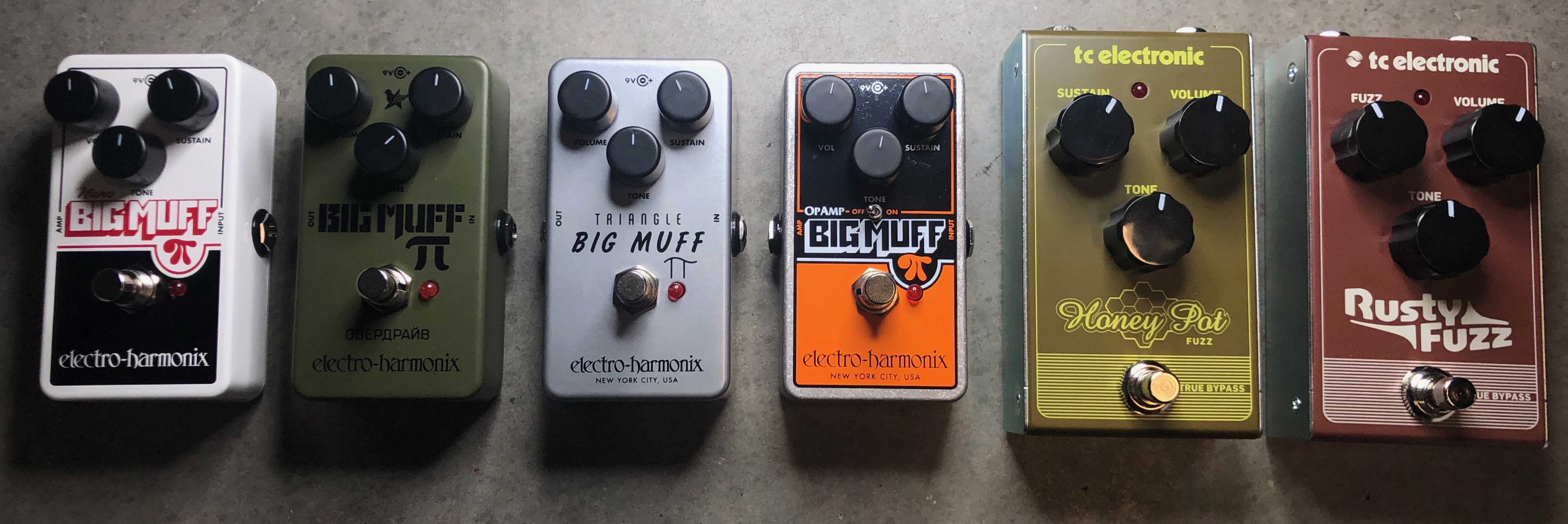 13 Best Fuzz Pedals for Guitar [2019] | Equipboard®