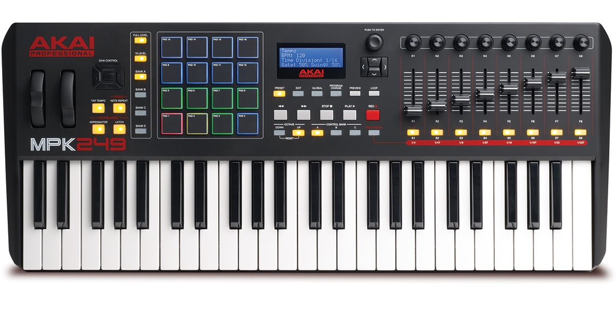 5 Best MIDI Keyboard Controllers: Keys to Success [2019]