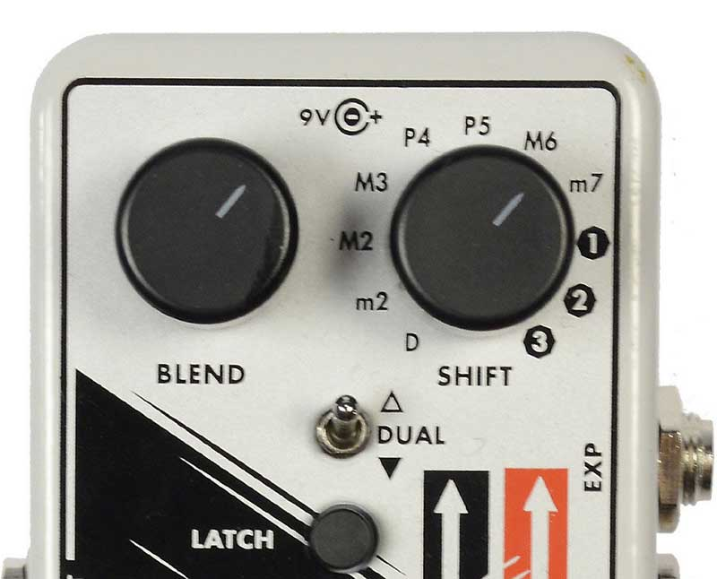 Best Octave Pedal - Electro-Harmonix Pitch Fork