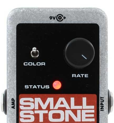 Best Phaser Pedal - Electro-Harmonix Small Stone Nano