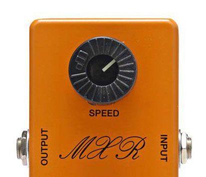 Best Phaser Pedal - MXR CSP-026 74 Vintage Phase 90