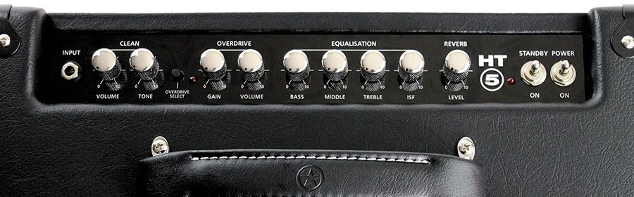 Best Small Tube Amp - Blackstar HT-5R