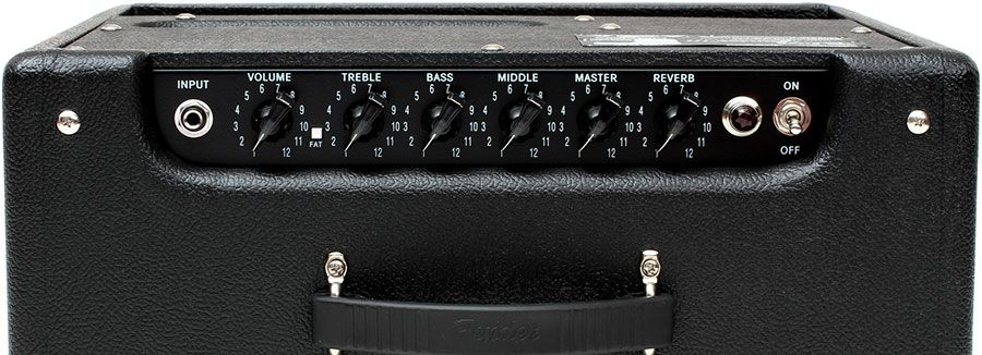 Best Small Tube Amp - Fender Blues Junior III