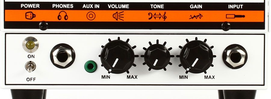 Best Small Tube Amp - Orange Micro Terror