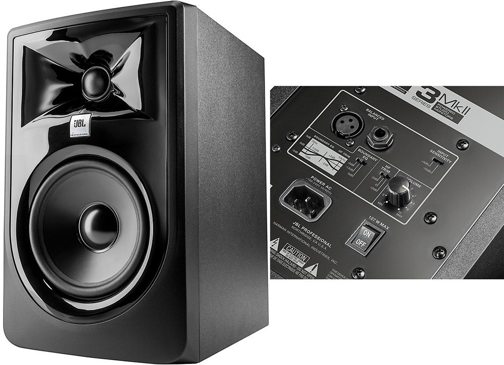 7 best studio monitor speakers from 200 to 1500 2019. Black Bedroom Furniture Sets. Home Design Ideas
