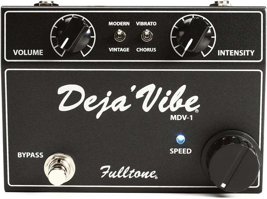 Best Uni-Vibe Pedal - Fulltone Mini Deja-Vibe