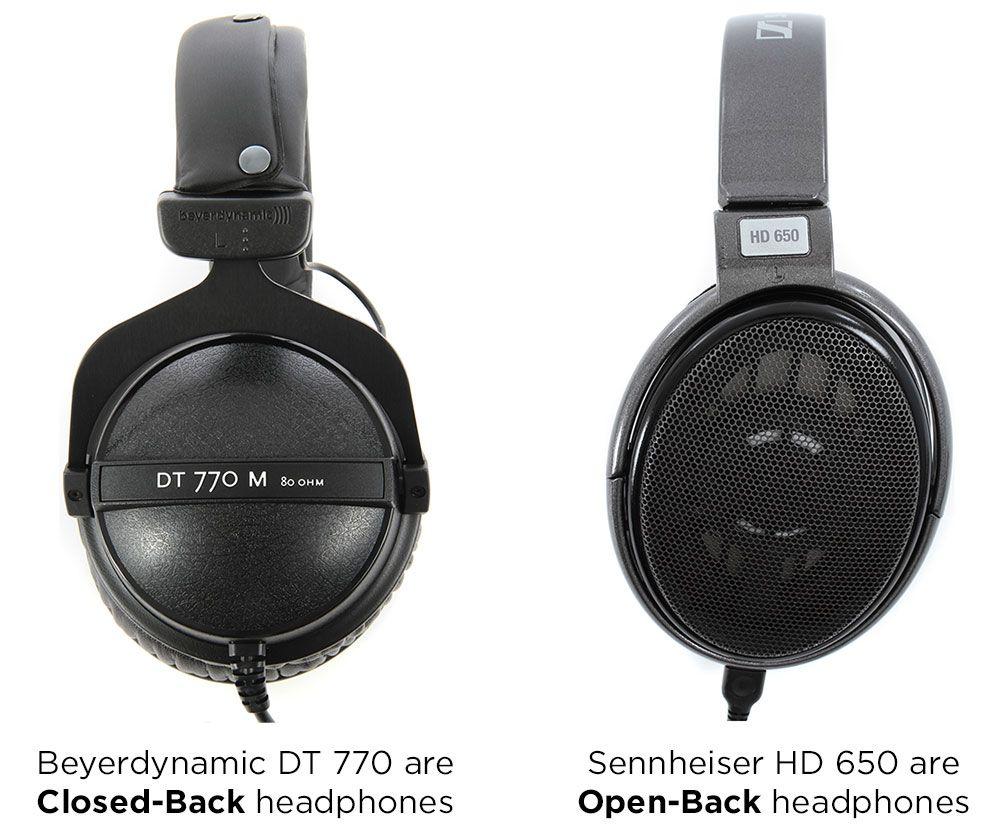 5 Best Studio Headphones For Music Production Dec 2018 Equipboard Sennheiser Headphone Wiring Diagram Closed Back Vs Open