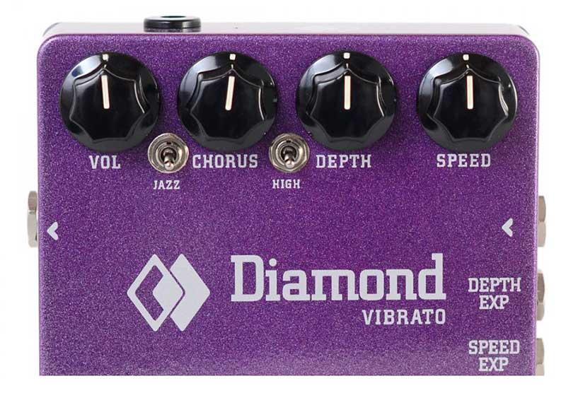 Diamond Vibrato Review