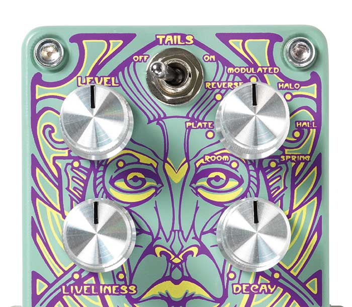 DigiTech Polara Reverb Review