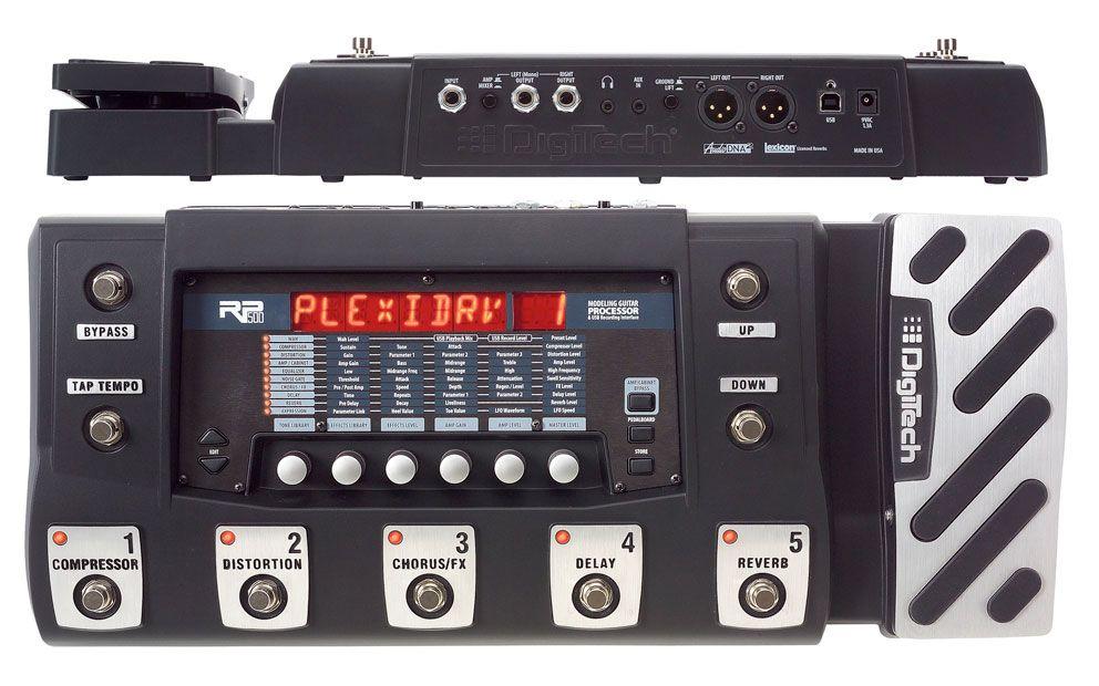 DigiTech RP500 Review