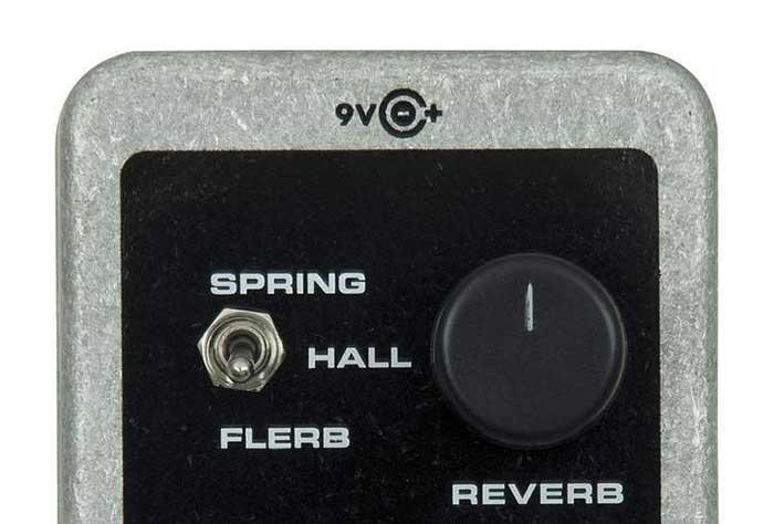 Electro-Harmonix Holy Grail Nano Reverb Pedal Review