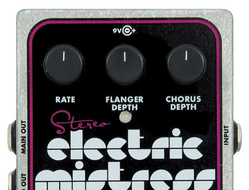 Electro-Harmonix Stereo Electric Mistress Review