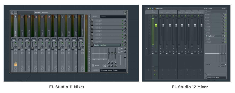 FL Studio Mixers