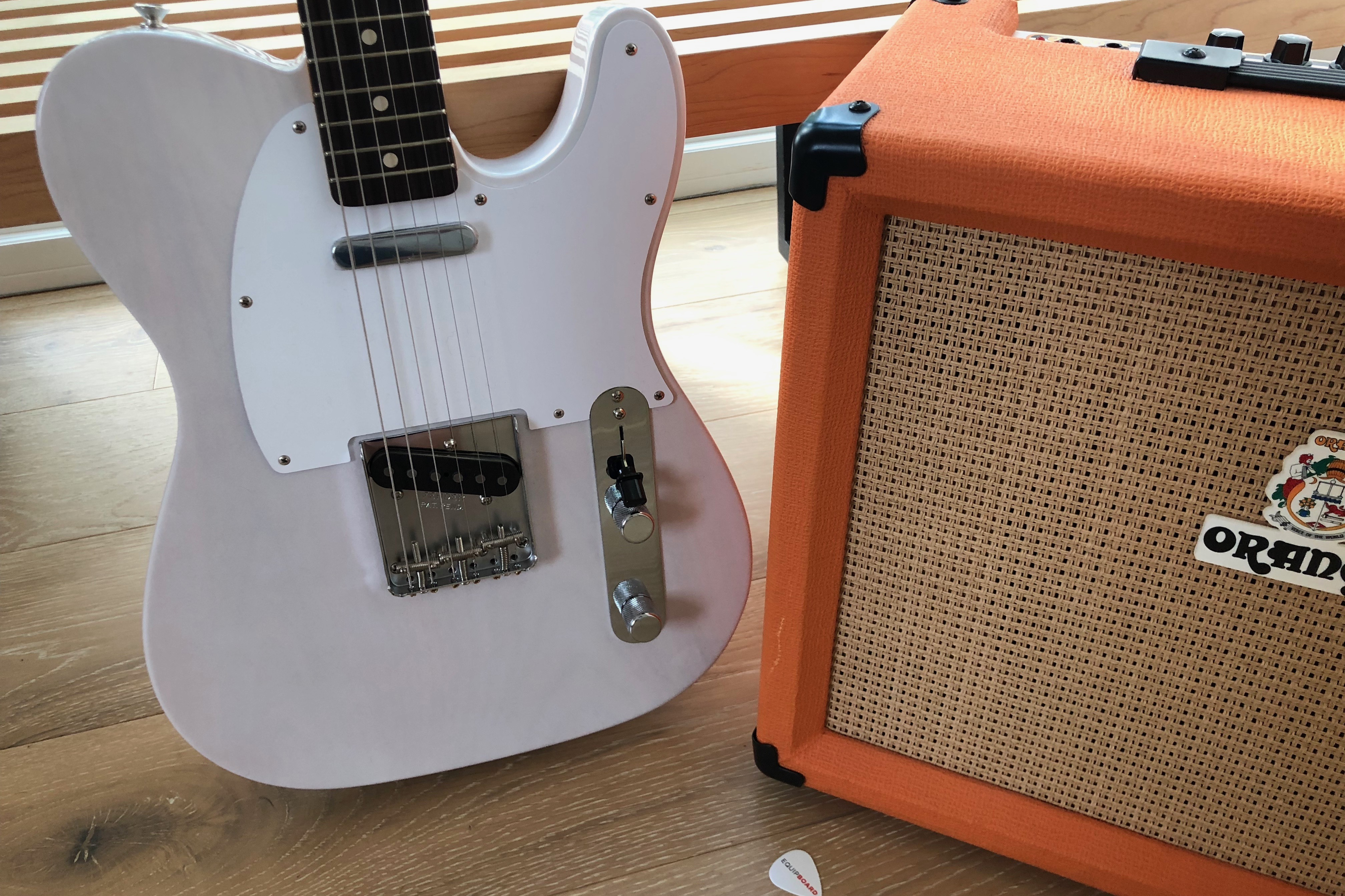 Fender Jimmy Page Mirror Telecaster Review | Equipboard®