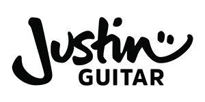 Justin Guitar Logo