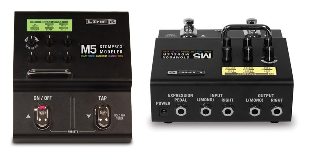 Line 6 M5 Review