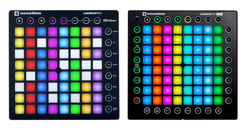 Novation Launchpad Pro & MK2