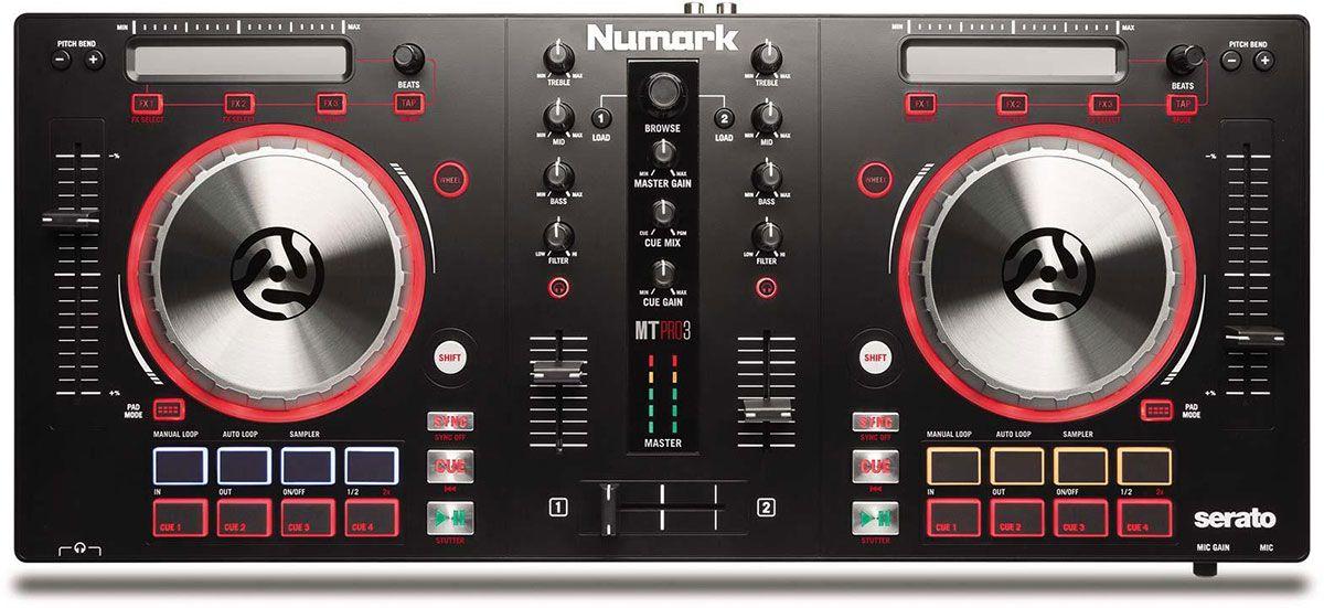 Best DJ Controller - Numark Mixtrack Pro 3
