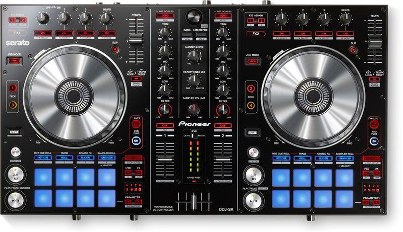 Best DJ Controller - Pioneer DDJ-SR
