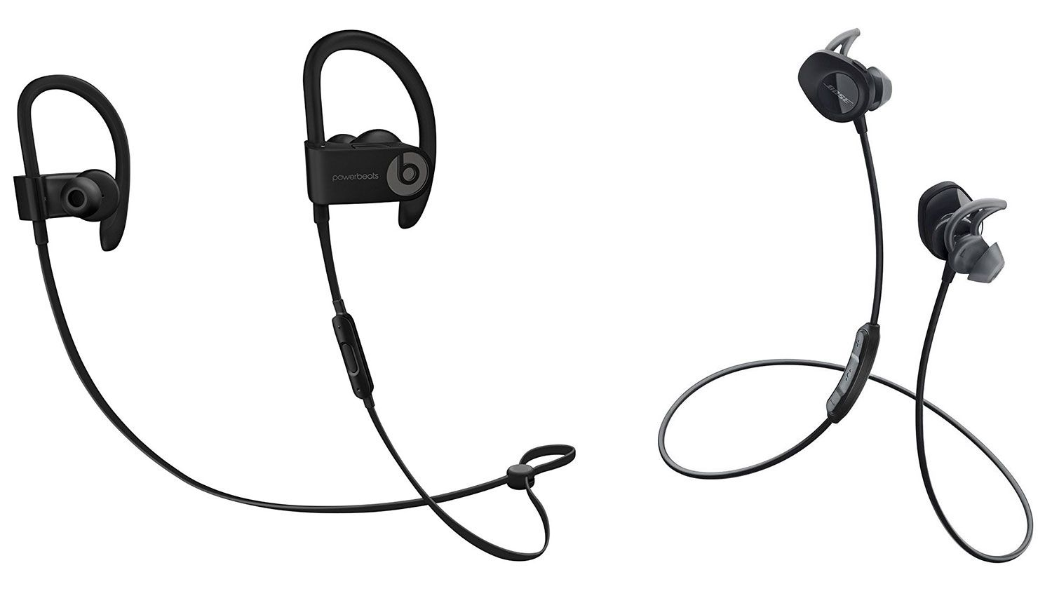 a00c535478a PowerBeats 3 vs. Bose SoundSport - Which Should You Buy? | Equipboard®