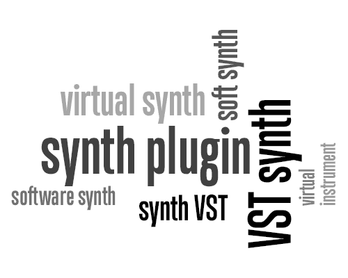 Synth Plugin Terminology