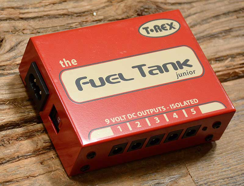 T-Rex Fuel Tank Junior Review