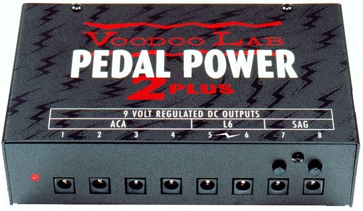 Voodoo Lab Pedal Power 2+ Review