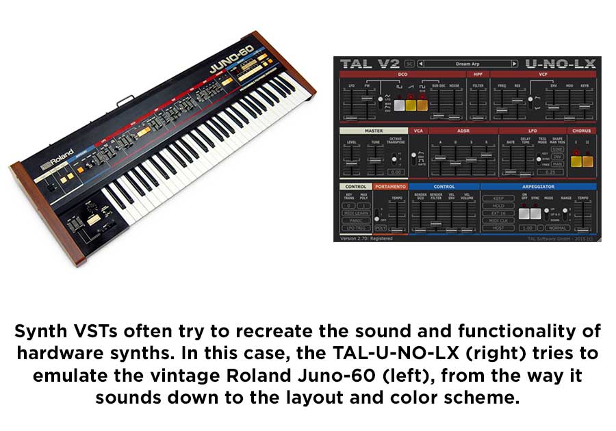 What is a Synth VST?