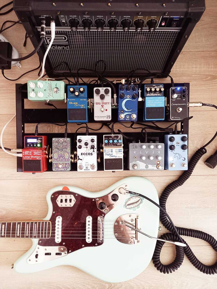 Photo of Walrus Audio Slö and more gear