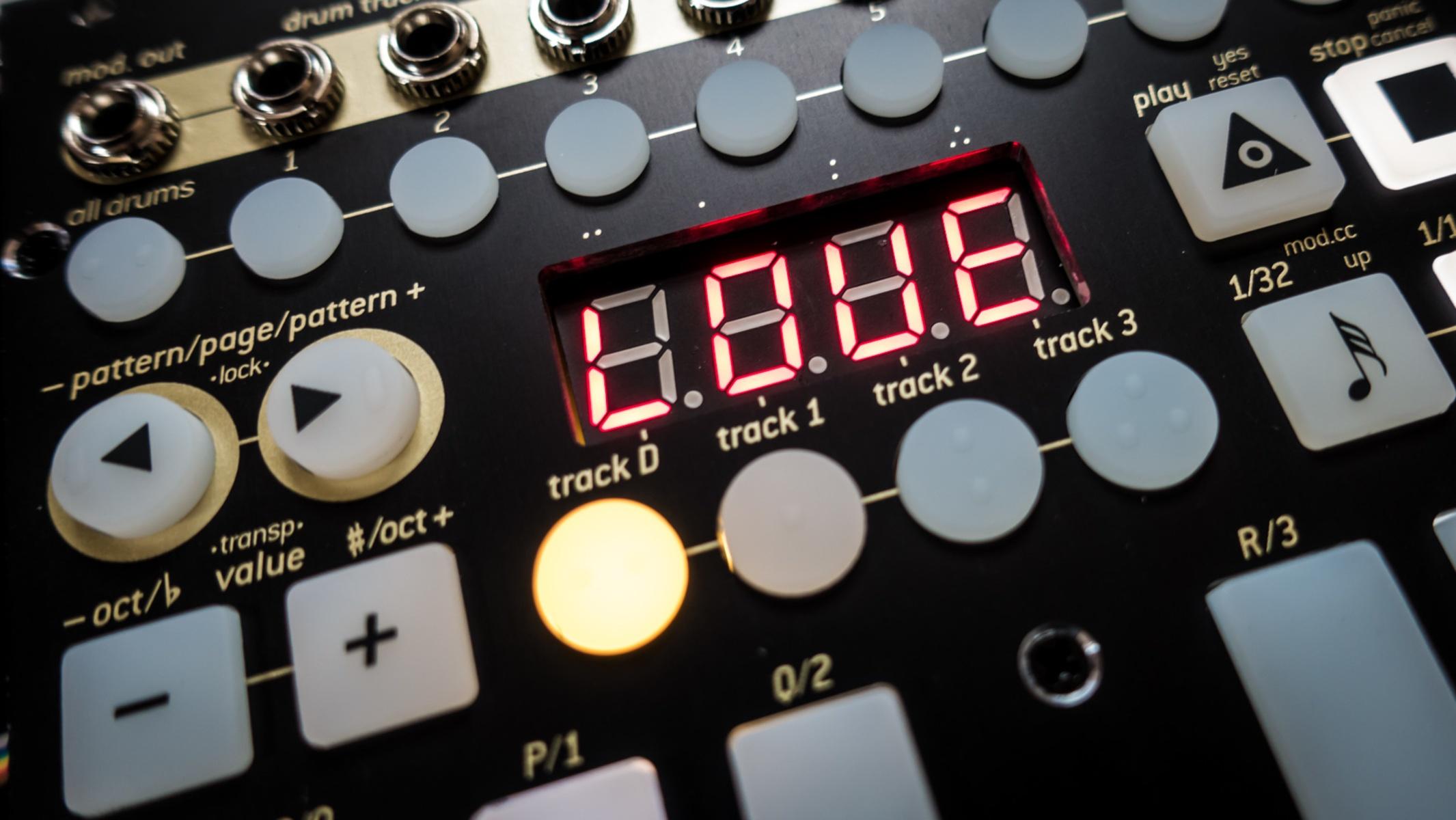 zenman_music's music gear photo containing Endorphin.es Ground Control