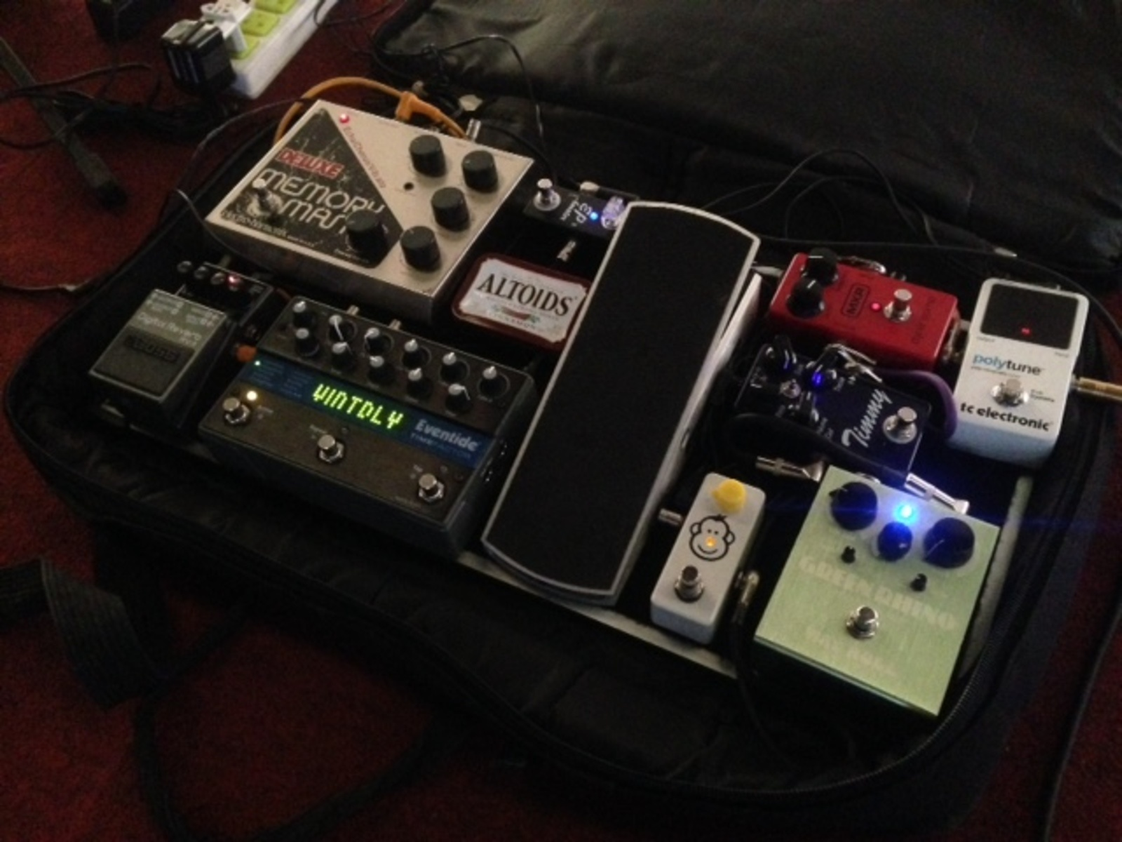 Photo of Eventide TimeFactor Twin Delay and more gear