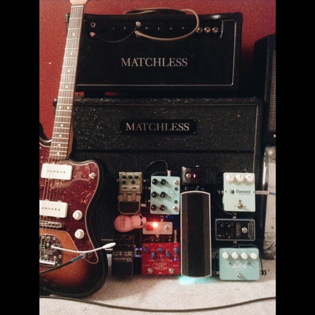 Photo of Fender Jazzmaster Electric Guitar