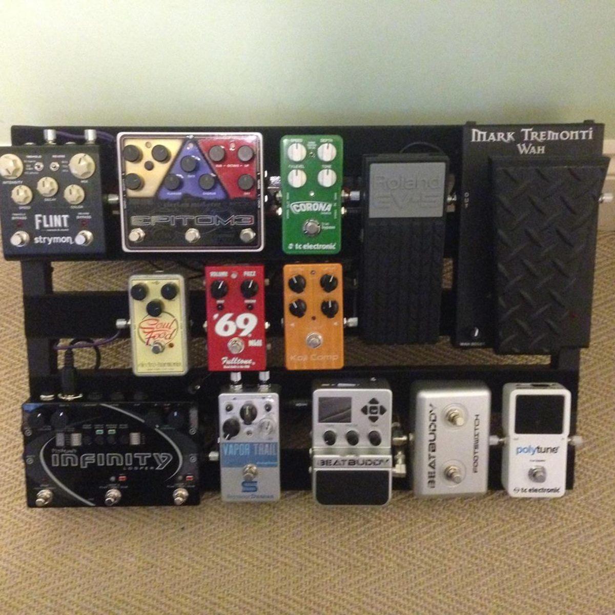 Photo of TC Electronic Corona Chorus and more gear