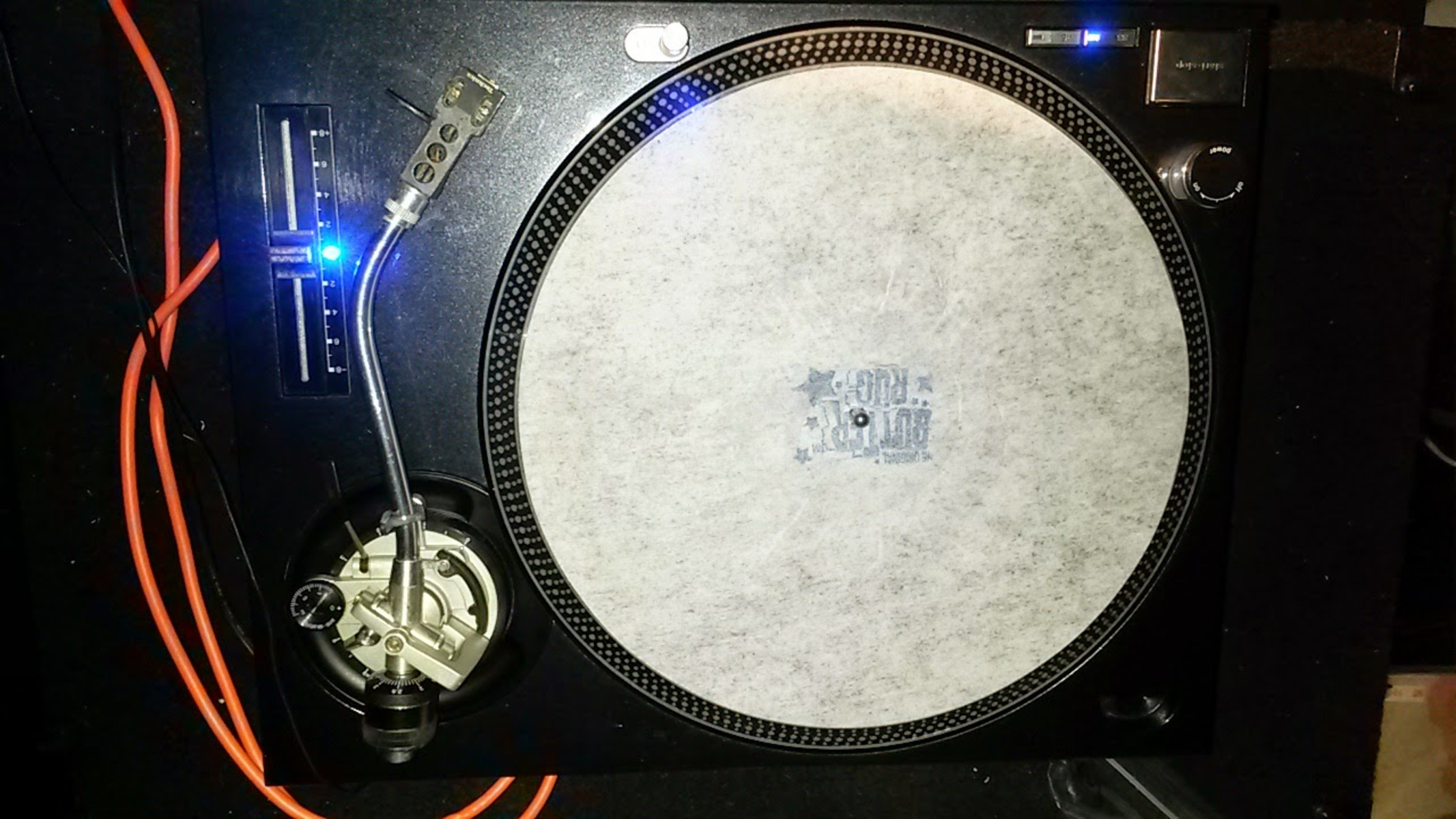 Photo of Technics SL-1200MK2 Turntable