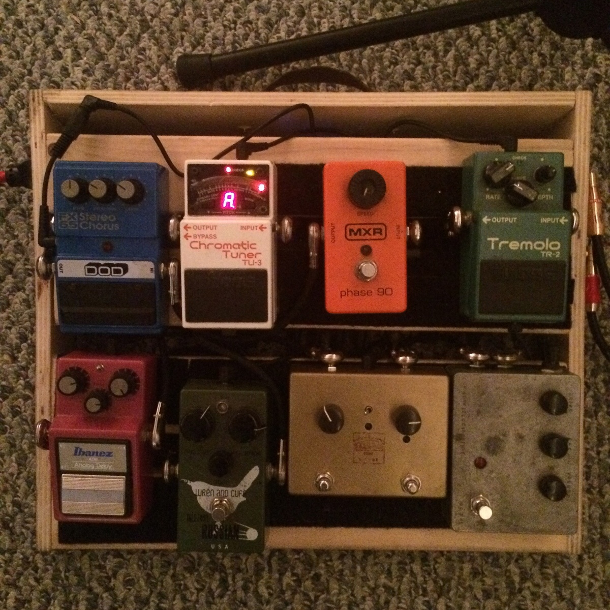 Photo of Ibanez AD9 Analog Delay and more gear