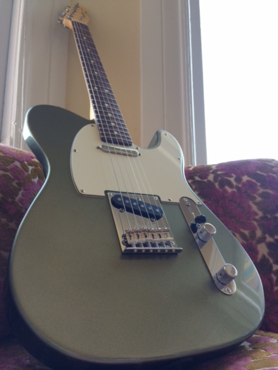 Photo of Fender American Standard Telecaster Electric Guitar
