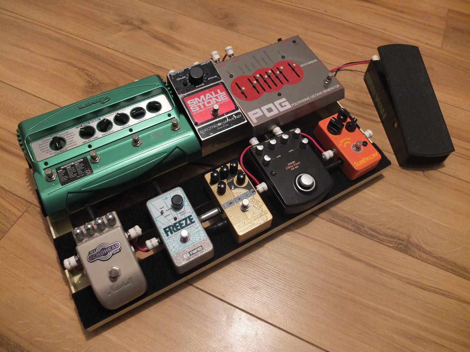 Photo of Catalinbread Echorec and more gear