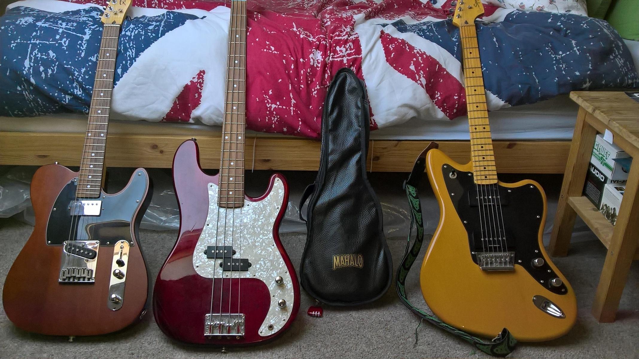 dukeuke's music gear photo