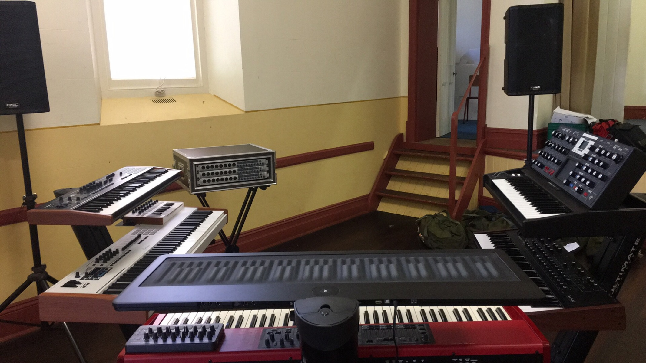 Photo of Nord Electro 4 and more gear