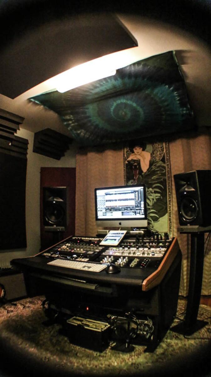fuzzywallz's music gear photo