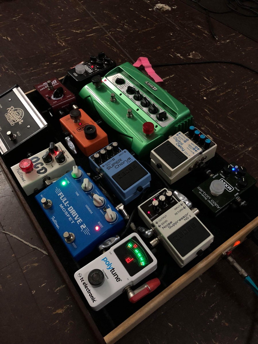 Photo of Boss NS-2 Noise Suppressor and more gear