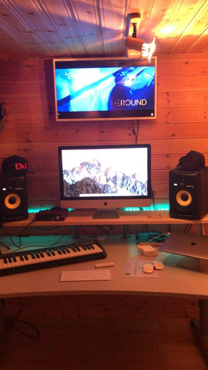 Photo of KRK ROKIT 6 G3 Studio Monitor and more gear